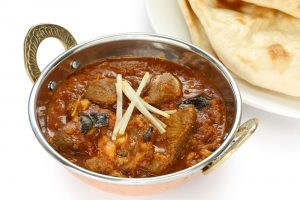 Indian Restaurant. Baba's_Kitchen_Rogan_Josh