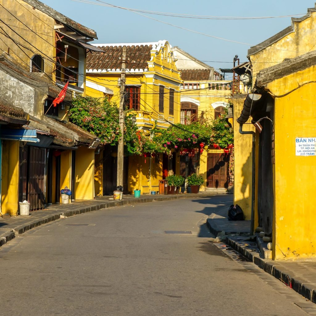 Hoi An Old Town, Heritage Town Hoi An, Ancient Town, hoi an, vietnam
