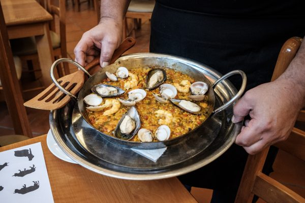 Ole Spain Paella 1. Spanish restaurant Hoi An
